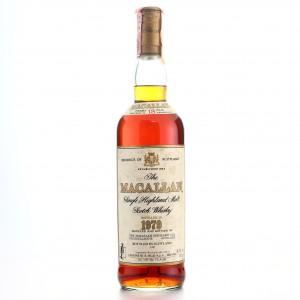 Macallan 1979 18 Year Old / GiovinettiImport