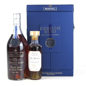 Martell Cordon Bleu Cognac Limited Edition / Including 20cl