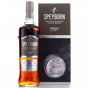 Speyburn 2004 Single Cask #250 / Nordic Travel Retail