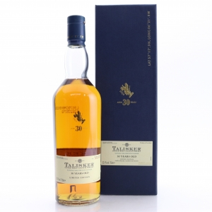 Talisker 30 Year Old 2009 Release
