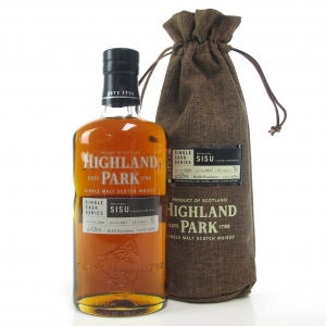 Highland Park 2003 Single Cask 13 Year Old #6324 / SISU