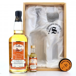 Brora 1983 Signatory Vintage 18 Year Old with Miniature 5cl / Silent Stills