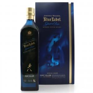 Johnnie Walker Blue Label Ghost and Rare 2nd Edition / Port Ellen