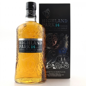 Highland Park 14 Year Old Loyalty of the Wolf 1 Litre