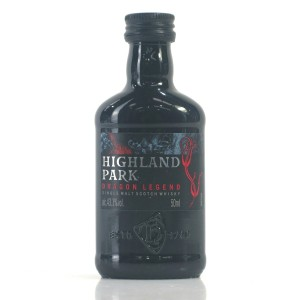 Highland Park Dragon Legend Miniature 5cl