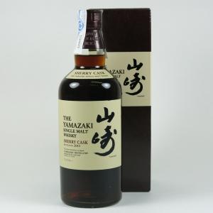 Yamazaki Sherry Cask 2013 front