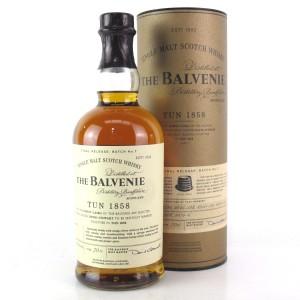 Balvenie Tun 1858 Batch #7