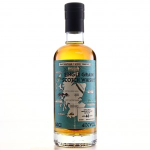 North of Scotland 46 Year Old That Boutique-y Whisky Company Batch #1