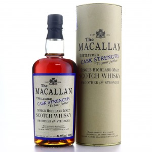 Macallan 1980 Exceptional Cask #17937 50cl