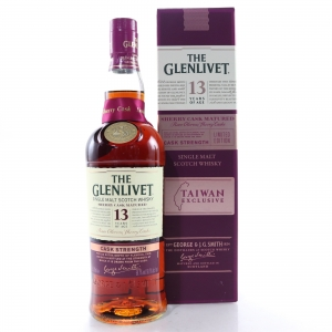 Glenlivet 13 Year Old Sherry Cask Strength / Taiwan Exclusive