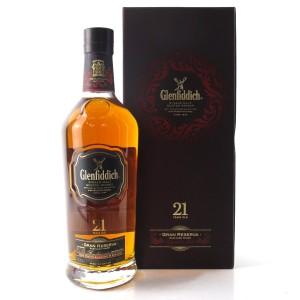Glenfiddich 21 Year Old Gran Reserva / Rum Cask Finish
