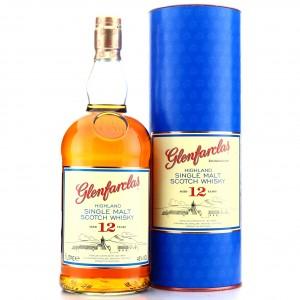 Glenfarclas 12 Year Old 1 Litre