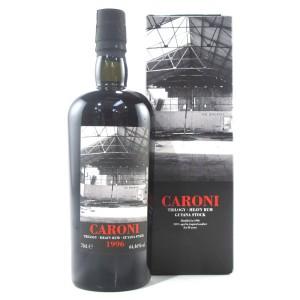 Caroni 1996 Trilogy 20 Year Old Guyana Stock Heavy Rum / LMDW 60th Anniversary