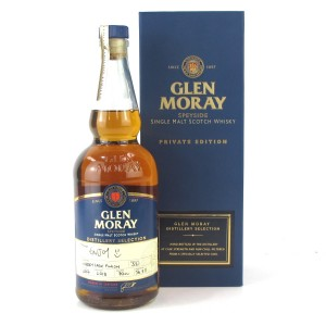 Glen Moray 2007 Distillery Selection / Sherry Cask Finish