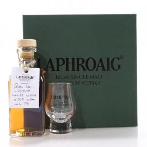 Laphroaig 2005 Hand Filled Single Cask #22 25cl