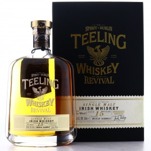 Teeling 15 Year Old The Revival Volume 4 / Muscat Finish