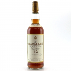 Macallan 12 Year Old 75cl