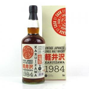 Karuizawa 1984 Single Cask 29 Year Old #7802