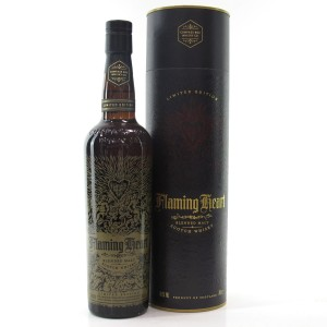 Compass Box Flaming Heart 2015 Limited Edition