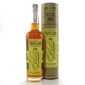 Colonel E.H Taylor Seasoned Wood