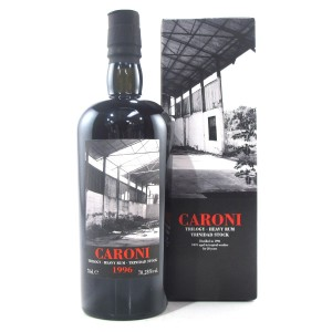 Caroni 1996 Trilogy 20 Year Old Trinidad Stock Heavy Rum / LMDW 60th Anniversary