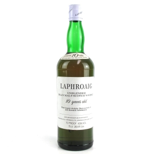 Laphroaig 10 Year Old 1970s
