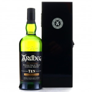 Ardbeg 10 Year Old Black Mystery / 1st Release
