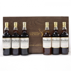 Strathisla 1954 - 1972 Gordon and MacPhail Collection 6 x 70cl