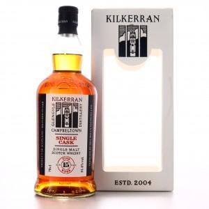 Kilkerran 2004 Single Fino Cask 15 Year Old / 15th Anniversary - Bresser & Timmer