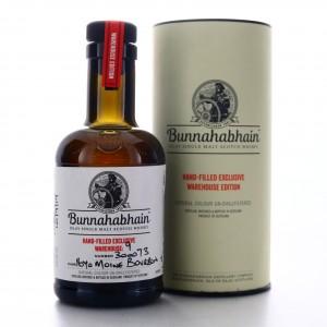 Bunnahabhain Moine 16 Year Old Hand Filled 20cl / Bourbon