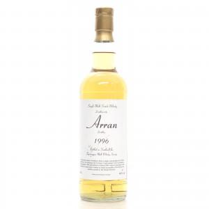 Arran 1996 Single Cask 21 Year Old #1222 / Taychreggan Malt Whisky Society