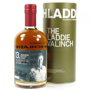 Bruichladdich 1992 Valinch 23 Year Old / Jim McEwan