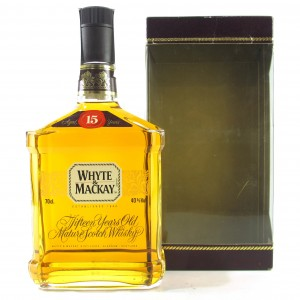 Whyte and Mackay 15 Year Old Select Reserve
