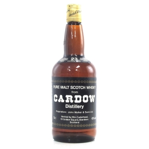 Cardow 1962 Cadenhead's 23 Year Old / Cardhu