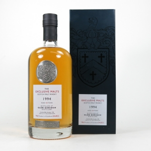 Glen Garioch 1994 Exclusive Malts 18 Year Old Front
