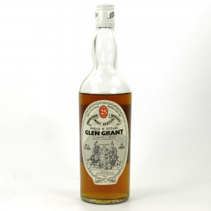 Glen Grant 25 Year Old Gordon and Macphail 1970s