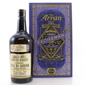 Arran Smugglers' Series Volume 3 The Exciseman 75cl / US Import