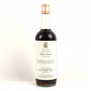 Glen Grant 1967 Averys 10 Year Old / Corti