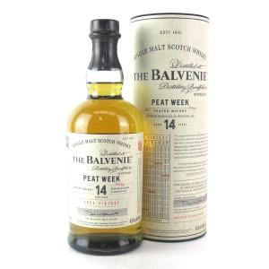 Balvenie 2002 Peat Week 14 Year Old
