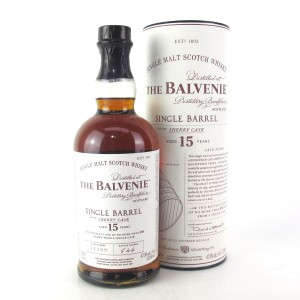Balvenie 15 Year Old Single Barrel #11309 / Sherry Cask
