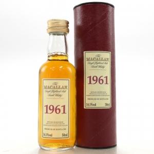 Macallan 1961 Select Reserve Miniature 5cl