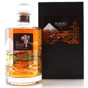 Hibiki 21 Year Old / Kacho Fugetsu Limited Edition
