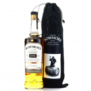 Bowmore 2007 Hand Filled 11 Year Old Cask #11052 / Bourbon