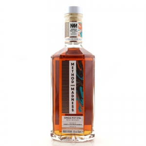 Method and Madness Single Pot Still Irish Whiskey Batch #1/ French Chestnut Finish