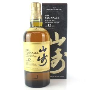 Yamazaki 12 Year Old 75cl / US Import