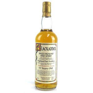 Highland Park 1989 Blackadder 11 Year Old 75cl / US Import