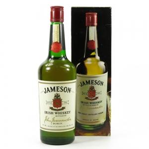 Jameson Irish Whiskey 1970s