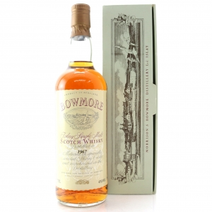 Bowmore 1967 Sherry Cask