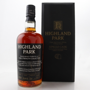 Highland Park 1983 Cask Strength 20 Year Old / Distillery Exclusive