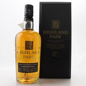 Highland Park 1996 Single Cask 10 Year Old / Ambassador Cask #2